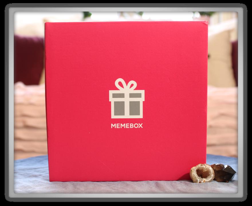 겟잇뷰티박스 by 미미박스 memebox beautybox Special #31 Earth & Sea Cosmetics box unboxing review