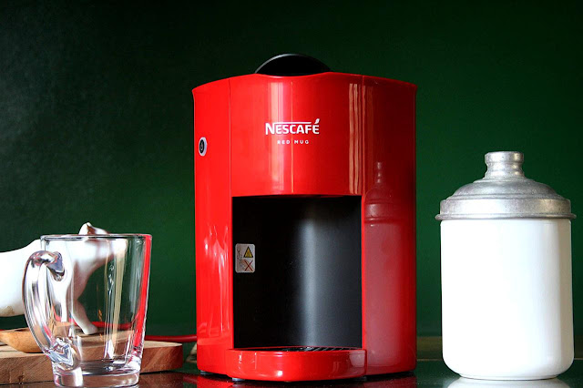 Nescafe Red Mug Machine: A Pod-free Coffee Experience