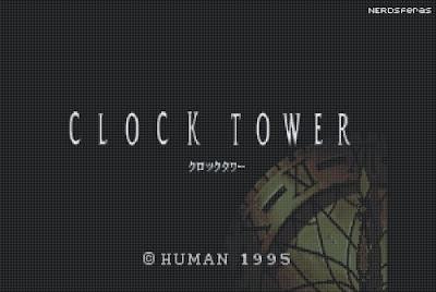 Apague as luzes e aperte Play: Clock Tower