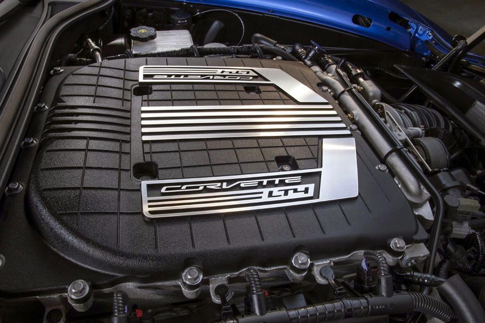 Chevrolet Corvette Z06 Test
