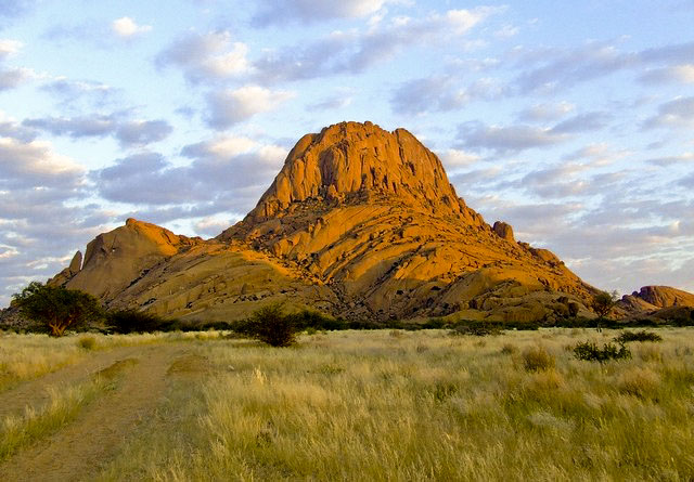 Namibia Spitzkoppe Mountains