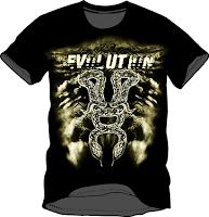 design t-shirt -distro Dragon Evolution