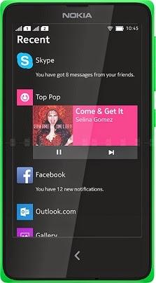 فلاشة نوكيا X RM-980 فيرجن 1.2.4.21 Nokia-X