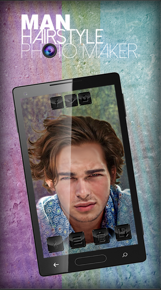 The Your Web: Man Hair Style Style For Android Application Free Download
