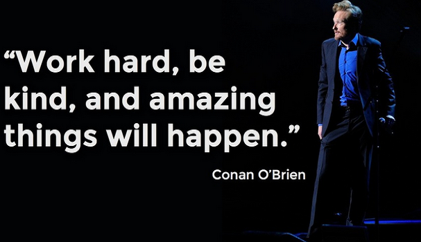 Conan O'Brien - Find On Web