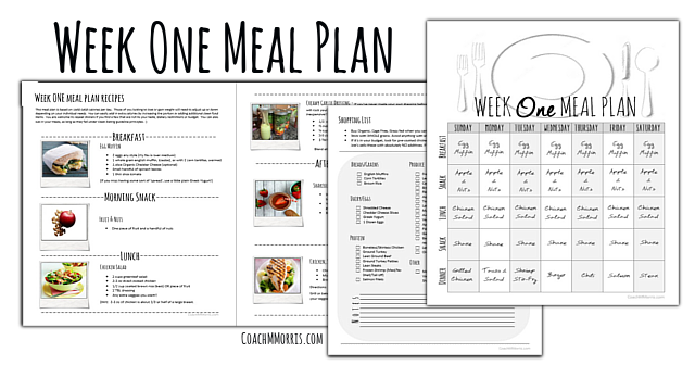 trim healthy mama meal plan pdf