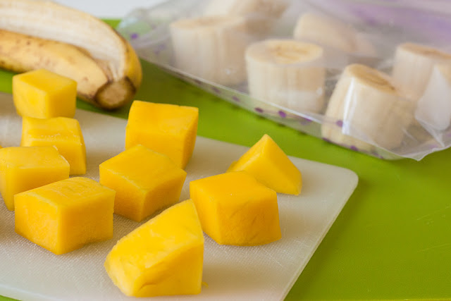 Zamrzavanje voća