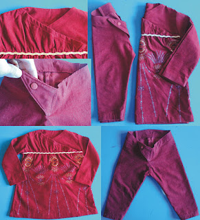 Reciclar vestido