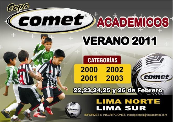 """""""COPA COMET"""" SE REALIZARA EN NUESTRA ASOCIACION DEPORTIVA """"EL PARRAL"""" 22-23-24-26 FEBRERO 2011"""