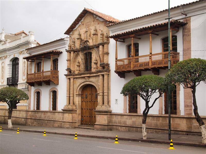 Casa de la Libertad en Sucre