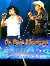 DVD - Os Dois Mineiros