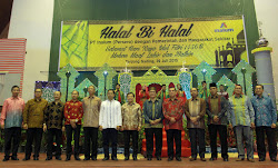 Halal Bi Halal PT Inalum dengan Pemerintah dan Masyarakat Sekitar