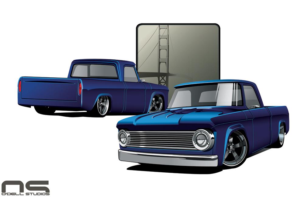 Custom pickup