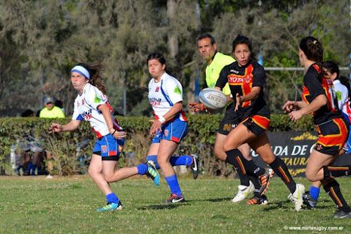 Presentación del Torneo Regional del NOA de Rugby Femenino