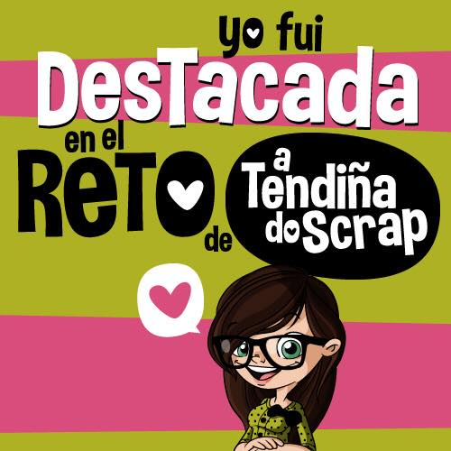 Destacada en A tendiña do Scrap