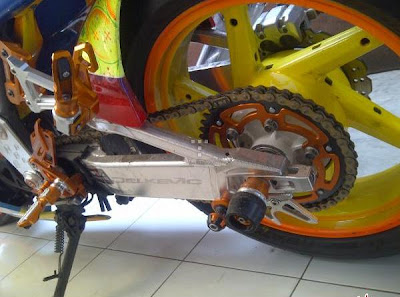 Ninja 250 Full Modifikasi