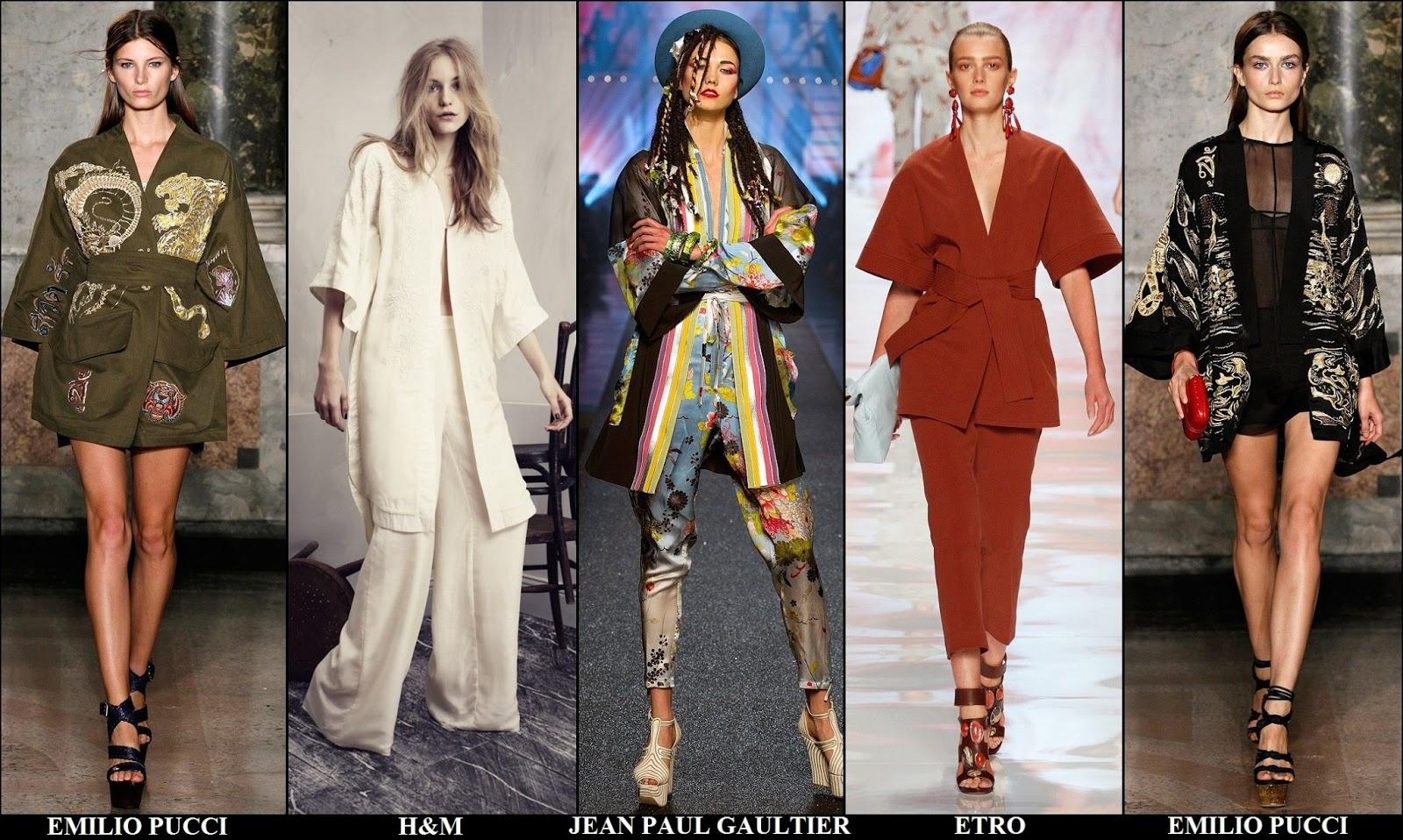 Kimono Ceket Kombinleri