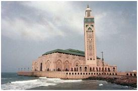 Masjid Hassan II (Maroko)