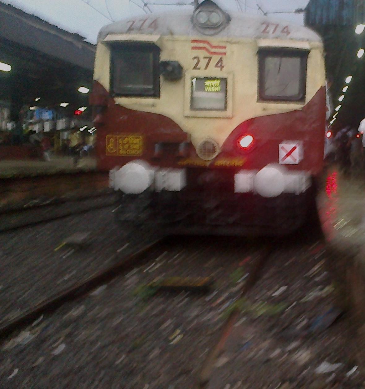 Mumbai :: Railway Budget 2014 -15