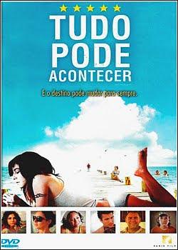 Filme Poster Tudo Pode Acontecer DVDRip XviD Dual Audio & RMVB Dublado