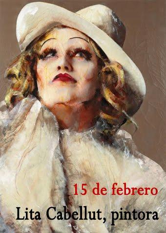 Lita Cabellut y sus pinturas