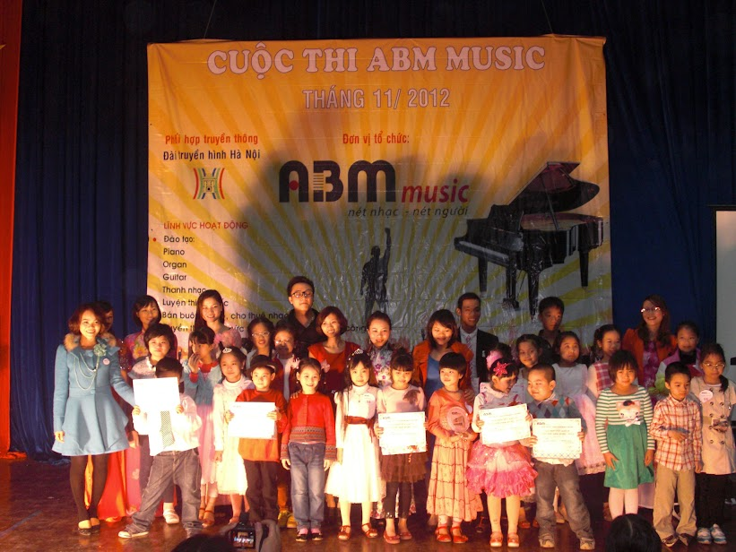 Học organ tại Hà Nội