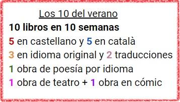 #Los10delVerano