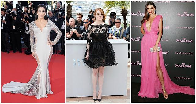 Cannes Film Festival 2015: Eva Longoria, Emma Stone, Miranda Kerr