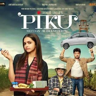 Piku Title Song (Remix) - Deepika Padukone, Irrfan Khan