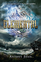 book cover of Elemental by Antony John