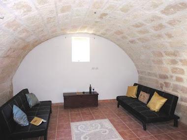 multi use room 1 barrel ceiling