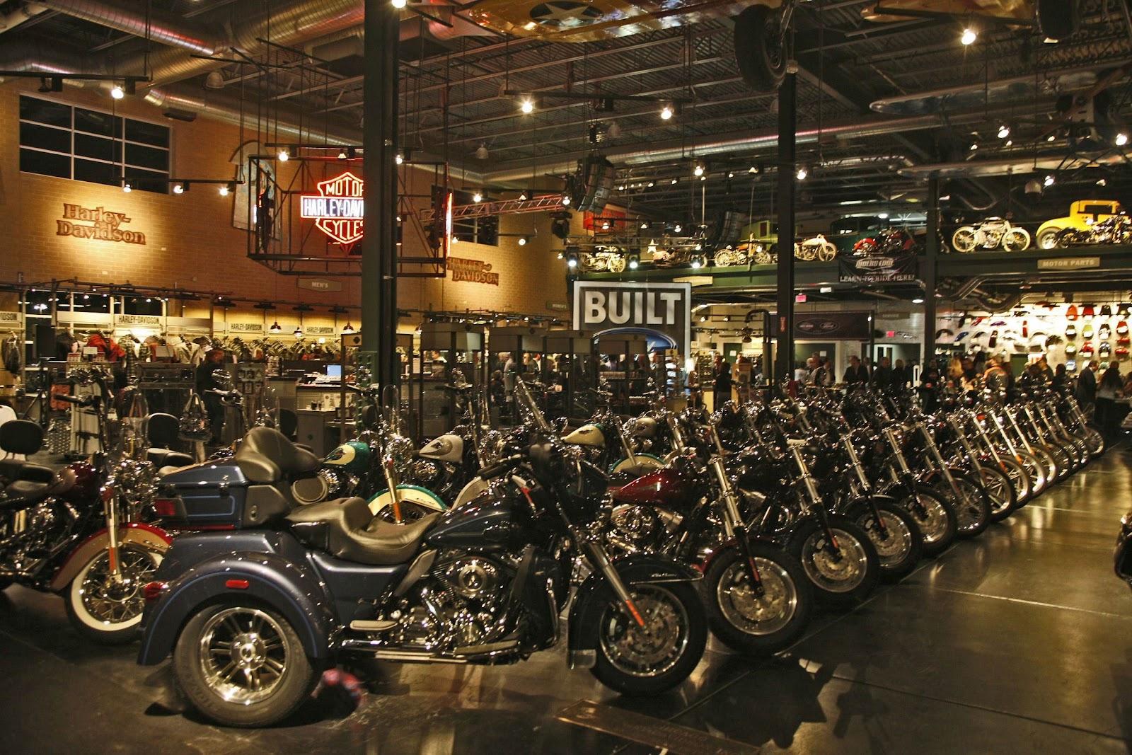 Closest Harley Davidson Dealership