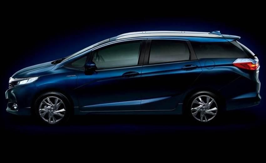 Novo Honda FIT 2016 Station Wagon