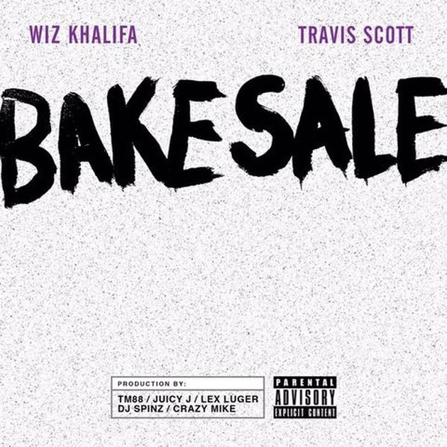 Wiz Khalifa - Bake Sale (Feat. Travi$ Scott & Juicy J)
