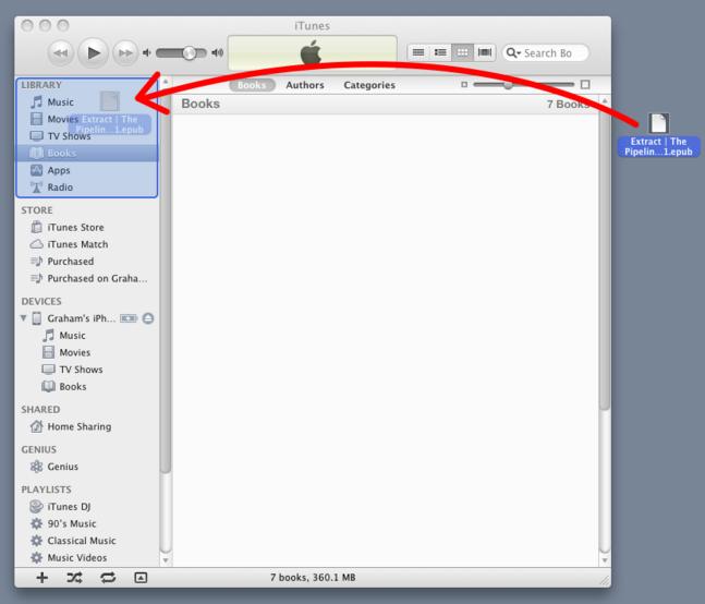 ePUB फाइल कैसे खोलें