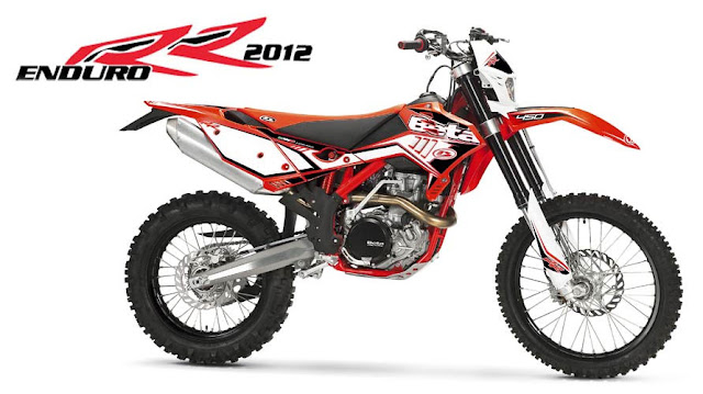Beta 450RR - 2012