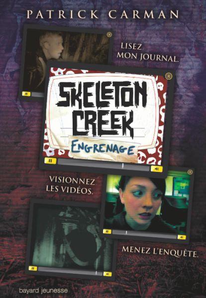 The Skeleton Creek #4: The Raven by Patrick Carman