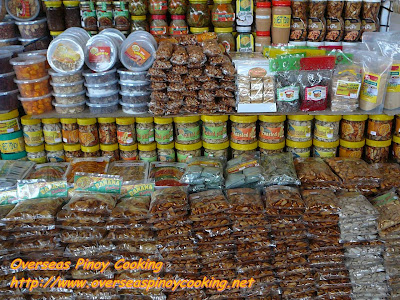 Delicacies from Bicol Region