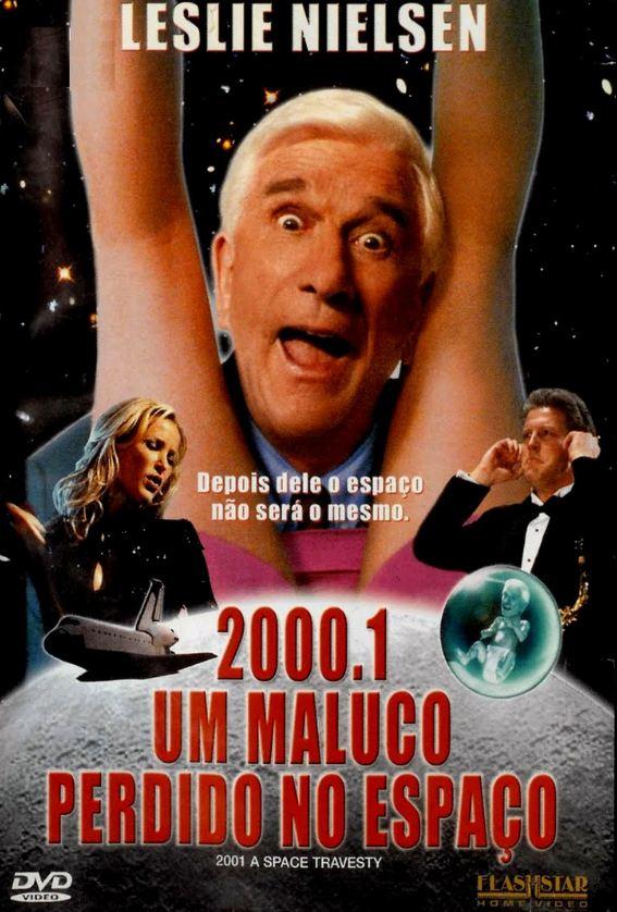 Assistir Filme 2000.1 – Um Maluco Perdido no Espaço – Dublado Online
