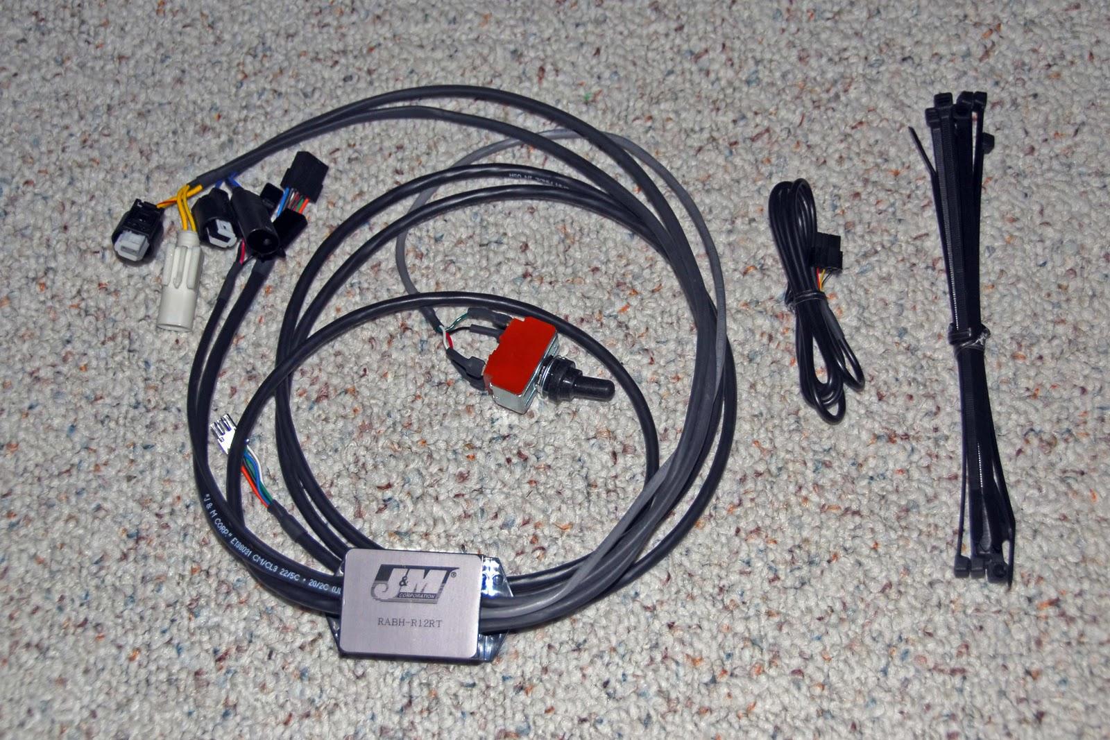 Blaines 2010 R1200rt Wire Harness Schematic Zumo 665 Adapter