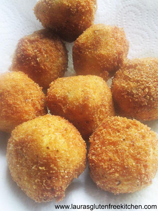 Potato Balls