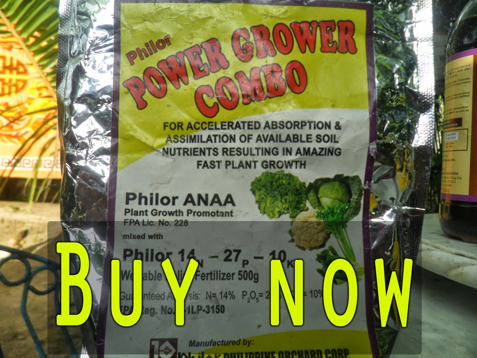 Power Grower Combo