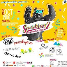 Seuri Bray #2, Camping Festival, 29 - 30 Okt '16, Cikole, Lembang, Jawa Barat