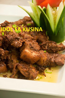 how to cook chicken adobo with liver