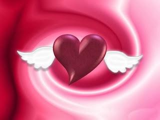 Alas de Amor y corazon