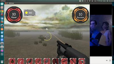 Um game de tiro excelente para Linux