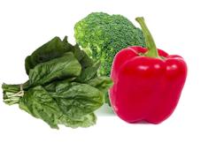 sayur yang mengandung vitamin e