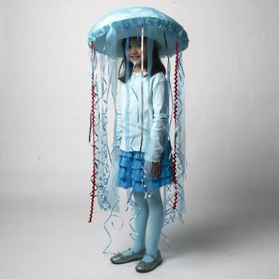Dotty Textiles Jellyfish Fancy Dress