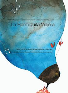 """PREMIO """"LA HORMIGUITA VIAJERA"""" 2011"""
