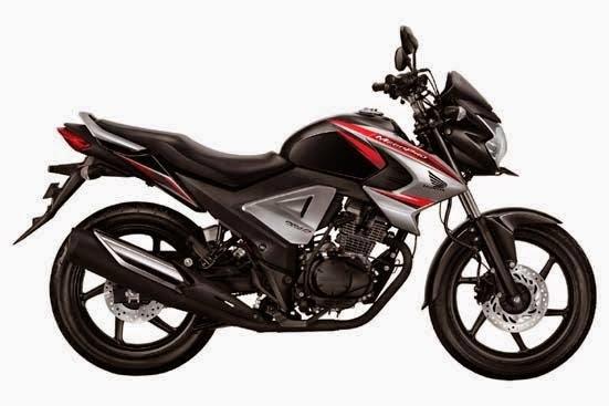Honda Megapro FI